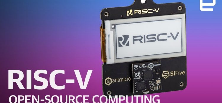 RISC-V and the Future of Open-Source Computing at CES 2021