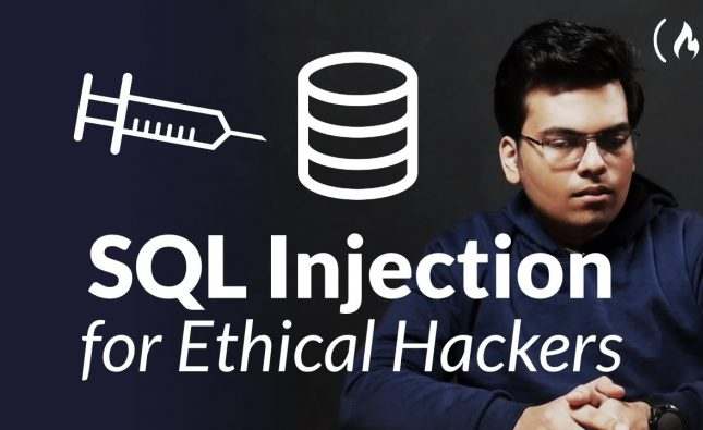 Basics of SQL Injection – Penetration Testing for Ethical Hackers