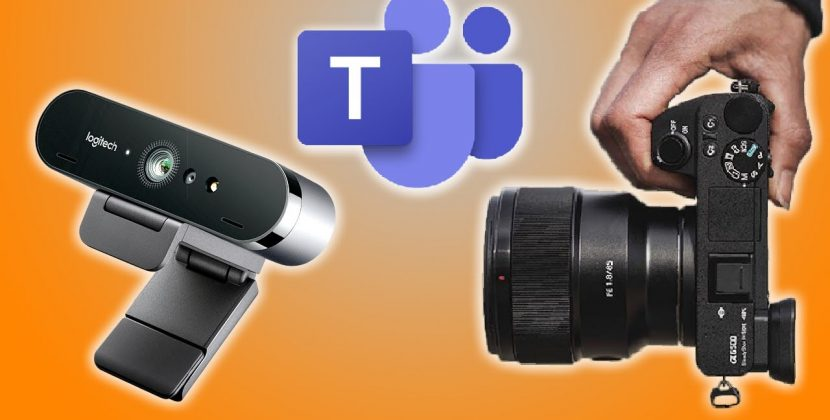 How to use Multiple Cameras in Teams