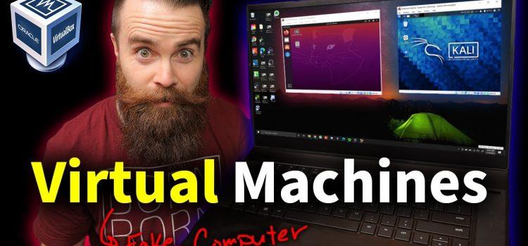 How Do Virtual Machines Work?